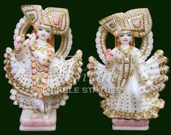 Marble Radha Krishna Statue Radha Krishna Statue For