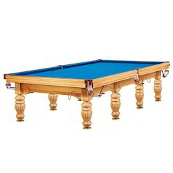 Snooker Table with Indian Slate