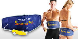 Blue Sauna Belt