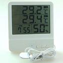 Indoor Outdoor Temperature Meter