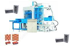 Automatic Color Paver Block Machine