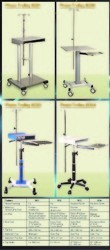 Phaco Machine Trolley
