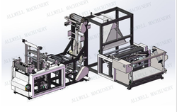 ET- C500 Non-Woven U-Cut Bag Making Machine