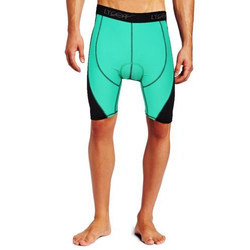 Active Compression Padded Cycling Shorts