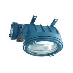 125 W Flameproof HPMV Bulkhead Fittings
