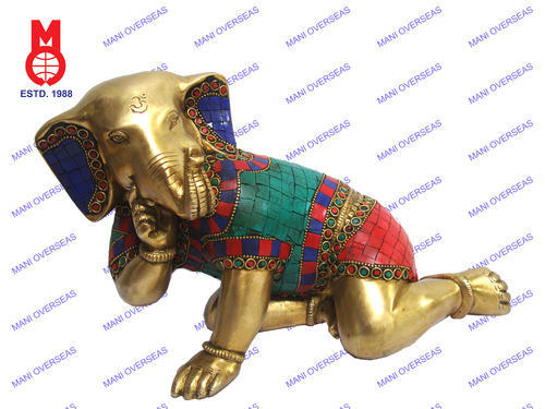 Sand Stone Elephant Statue Ask For Price