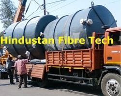 Manufacturer of FRP Storage Tanks & HCl Storage Tanks by