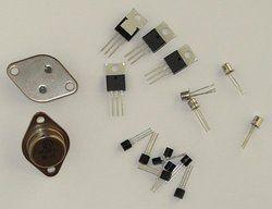 Through Hole Transistors