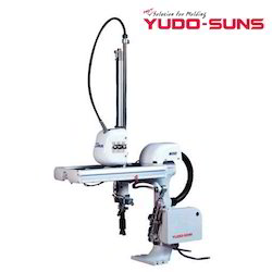 Yudo Two Plate Mold Swing Type Small Robot SMUS-600