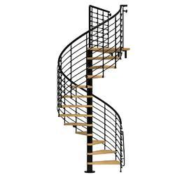 Revolving Stairs