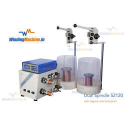S2120 Dual Spindle Coil Winding Machine