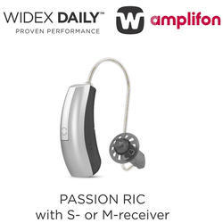 Widex Passion RIC Hearing Aids