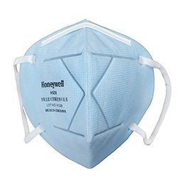 Honeywell PM 2.5 Anti-Pollution Face Mask (Blue)