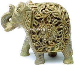 Soapstone Carving Elephant