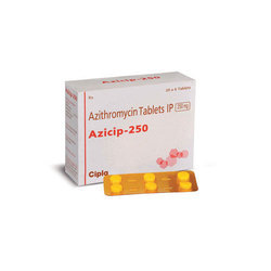 Azicip 250 Tablets