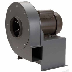 Ms Blower Blower Wheel With Inlet Cowl Manufacturer From