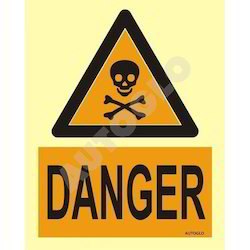 Danger Signage