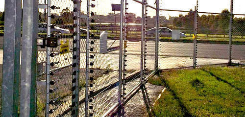 security fence energizer