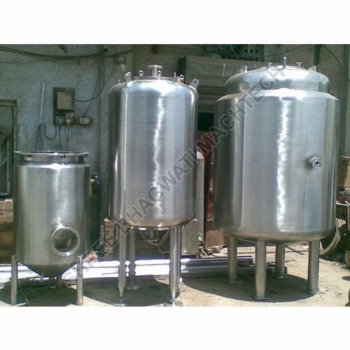 Stainless Steel Tank Stainless Steel Storage Tank