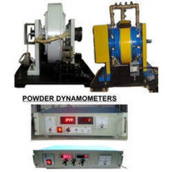 Powder Dynamometer 100% Torque at Zero Speed