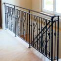Pipe Design Railing