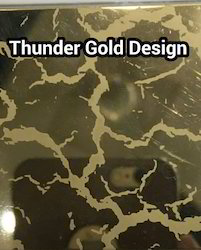 Gold Etching Design Sheet