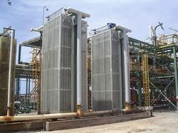 Sea Water Heated Vaporizers
