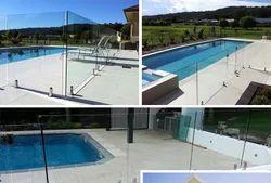 Spigot Railing for Swimming Pool