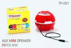 201 Aux Mini Speaker