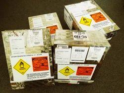 Dangerous Goods Chemical Shipments Service