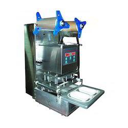 Semi Automatic Tray Sealing Machine