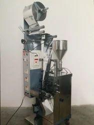 Ginger Garlic Paste Pouch Packing Machine