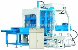 Hydraulic Interlock Block Machine