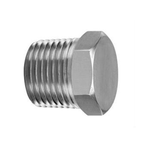 Stainless steel pipe fittings ss end plug manufacturer
