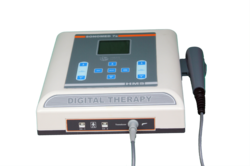 Digital Interferential And Ultrasound Combo Unit
