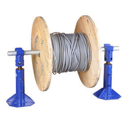 Cable Drum Lifting Jacks Manufacturers Suppliers Amp Exporters