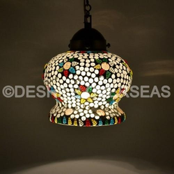 Multicolor Mosaic Hanging