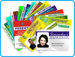 PVC ID Card Printing Service