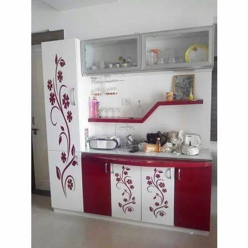 Kitchen Crockery Cabinet Manufacturer