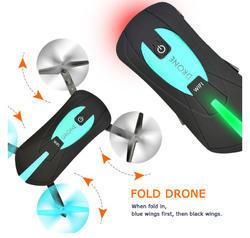 JY018  Foldable Pocket Mini Drone