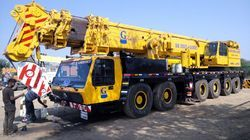 Telescopic Cranes Manufacturers Suppliers Amp Exporters
