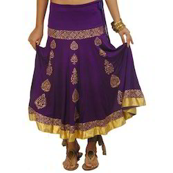 Ira-soleil-purple-with-gold-lace-hipster-skirt