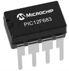 PIC12F683-I/P - PIC Microcontroller