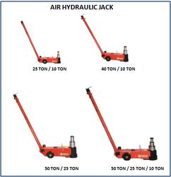 Air Hydraulic Jack JM 707 01 25 Ton