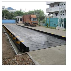 Truck Weighing Bridge