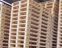 ISPM15 Fumigated Wooden Pallets
