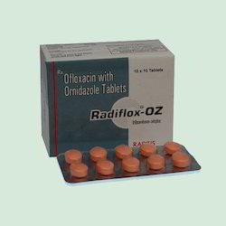 Radiflox-OZ Tablets