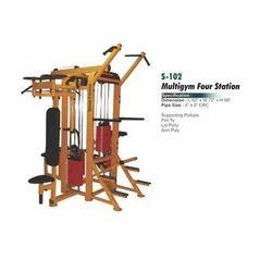 Fitness Multi Gym Four Station