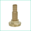Skin Fitting BSP Hosetail (Brass)