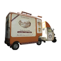 Food Catering Wagon